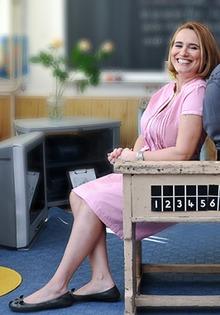 Andreea Esca, ştrista Pro TV