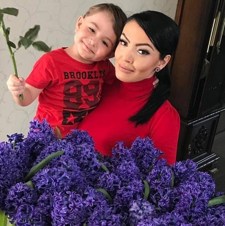 Andreea Mantea. nouă vizită în România! Problemele de sănătate au întors-o în țară
