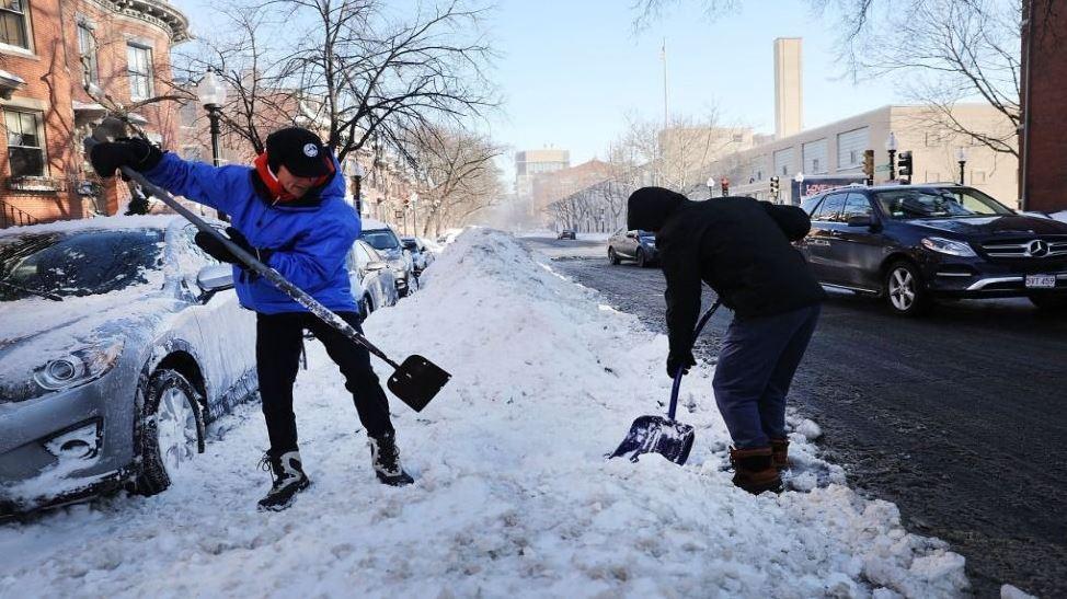 Au fost anunțate temperaturi mai scăzute decât în Antarctica