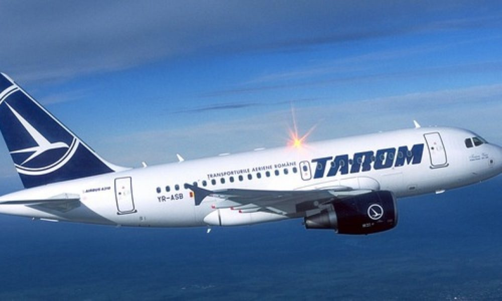 Un avion TAROM s-a întors la sol după 20 de minute