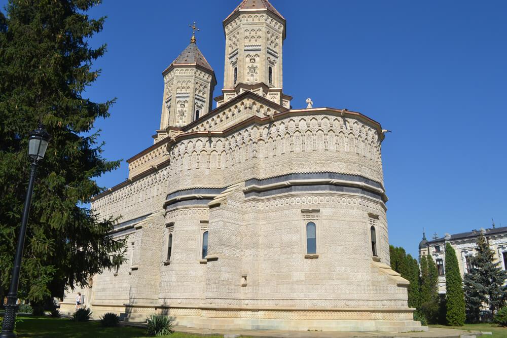 Biserica Sfinții Trei Ierarhi din Iași