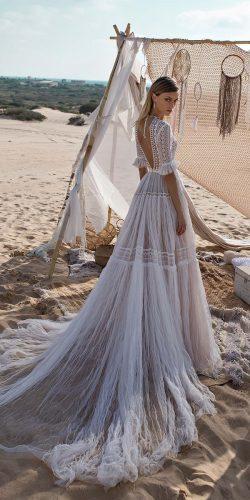 27 de rochii de mireasă în stil bohemian. Noul stil vestimentar în 2019. galerie FOTO