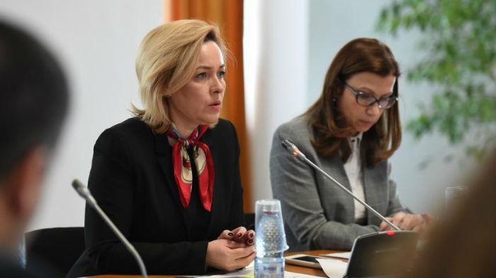 Marian Godină o ironizează pe Carmen Dan, după ce l-a atacat pe Iohannis: E decât vina dumneavoastră