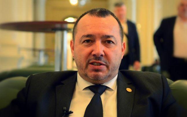 Cătălin Rădulescu, deputat PSD
