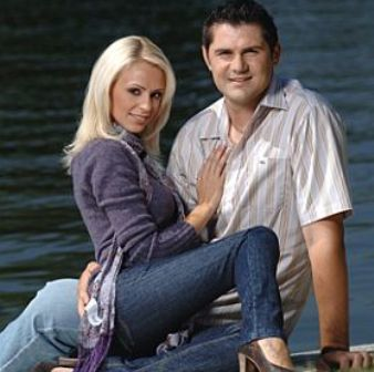Catrinel Sandu și fostul soț