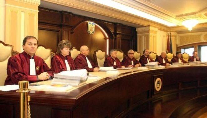 CCR va delibera și va lua o decizie cu privire la sesizarea lui Kalus Iohannis