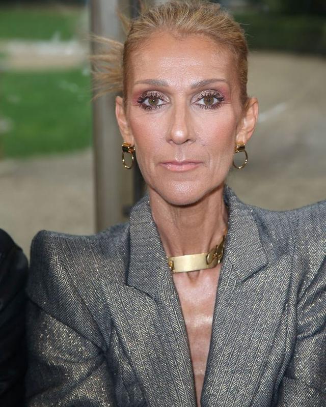 Celine Dion, îngrijorător de slabă la cei 50 de ani