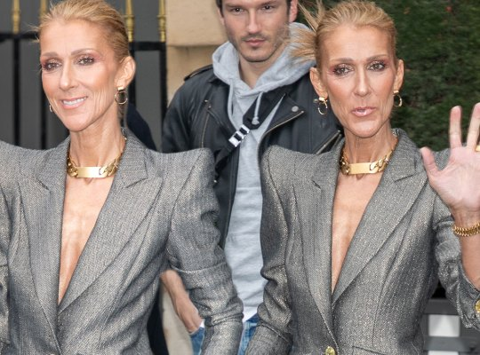 Celine Dion la 50 de ani