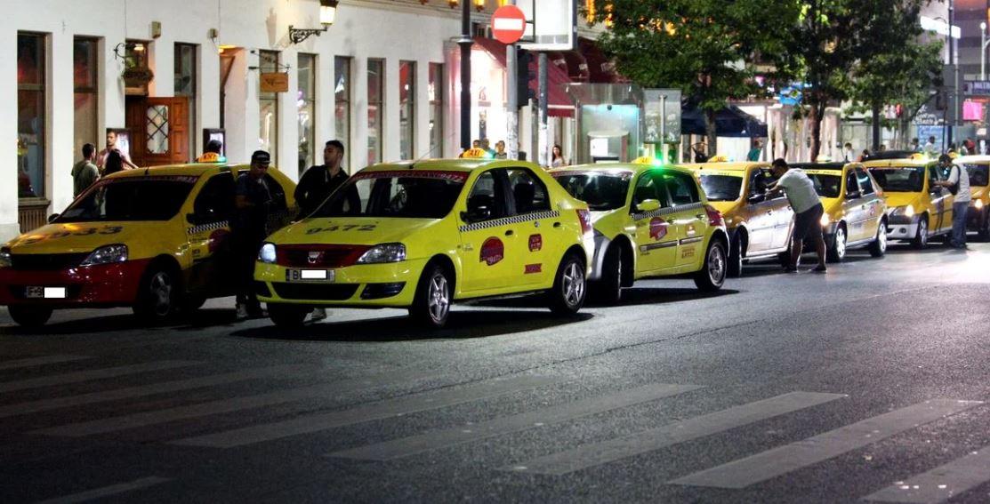 Număr record de reclamații pentru taximetriști în 2018. Care au fost cele mai frecvente plângeri