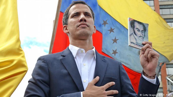 Juan Guaido este protejat de unul dintre cei mai influenți lideri ai opoziției