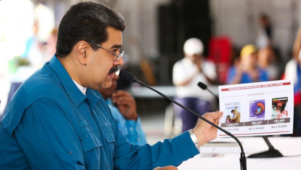 Președintele Maduro a ordonat armatei să iasă în stradă pentru a-i reprima pe protestatari
