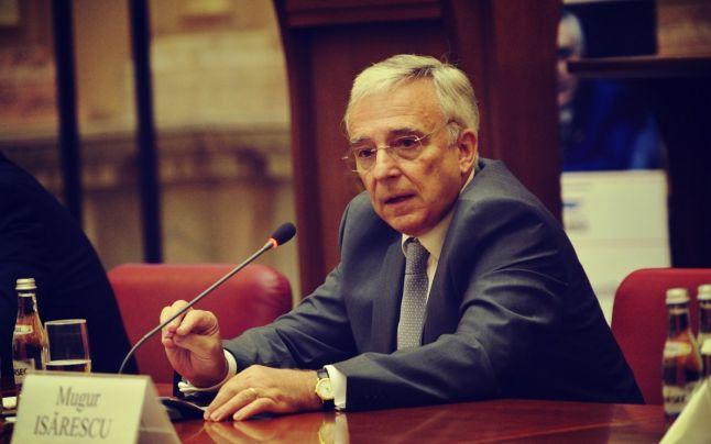 Mugur Isărescu a refuzat să spună dacă își mai dorește sau nu un mandat în fruntea BNR