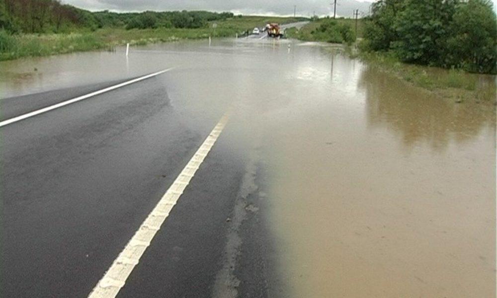 Alertă inundații