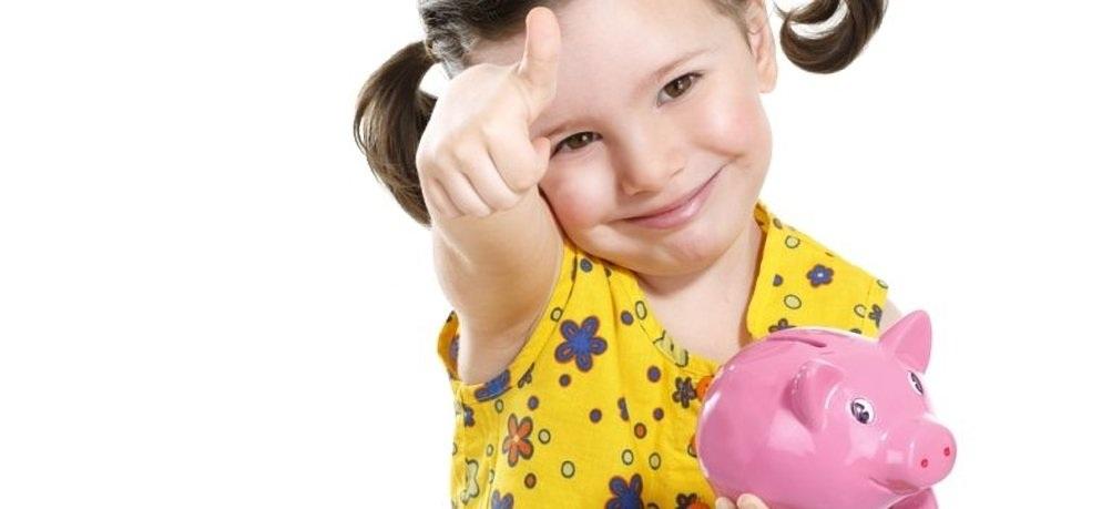 Copiii au de acum conturi de economii!