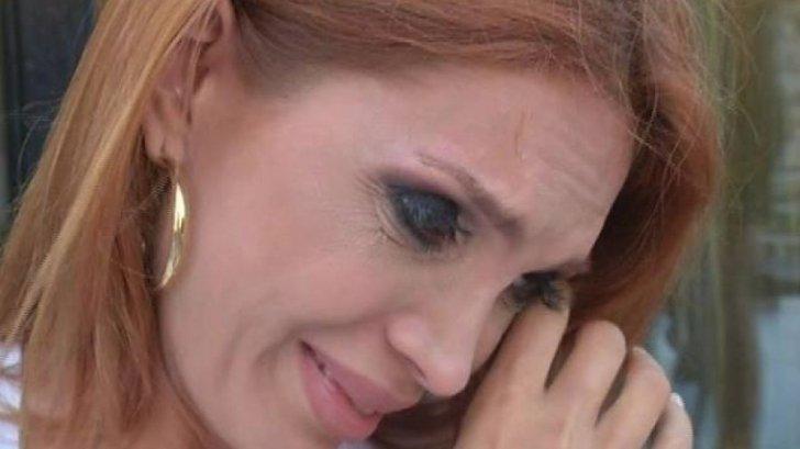 Cristina Spătar, în depresie după ce a fost dată afară din casă de fostul soț. Unde locuiește