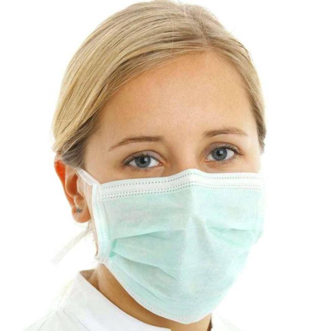 Cum se poartă corect masca medicală! Sfaturi după ce s-a anunțat epidemie de gripă în România