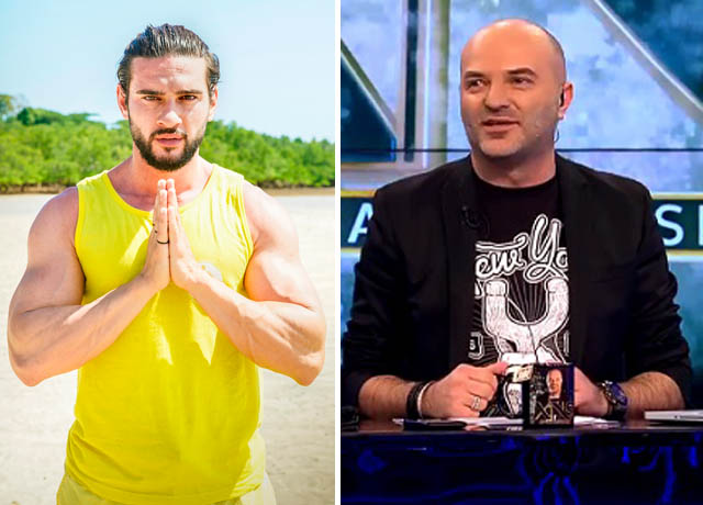 Dan Capatos made the announcement live! Another change to Antena 1