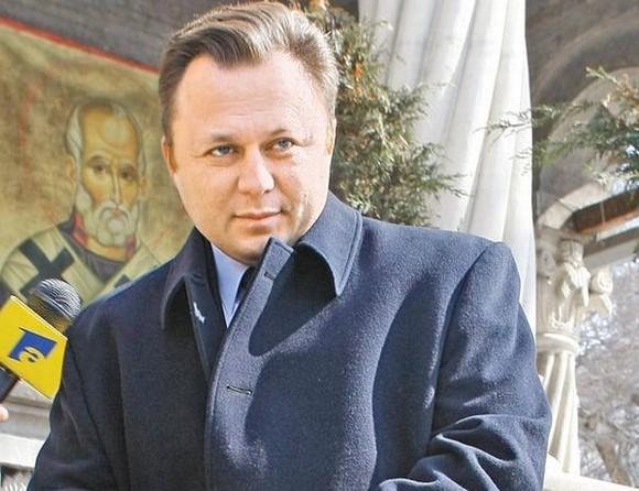 Dragoș Dolănescu
