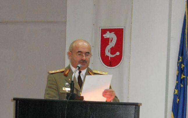 Dumitru Scarlat, propunerea MApN pentru funcția de șef al Statului Major al Apărării