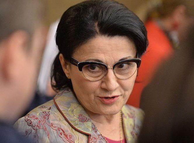 Ecaterina Andronescu, schimbări pentru elevii claselor a X-a și a XII-a