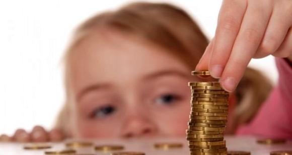 Conturile pentru economiile copiilor au fost deschise!