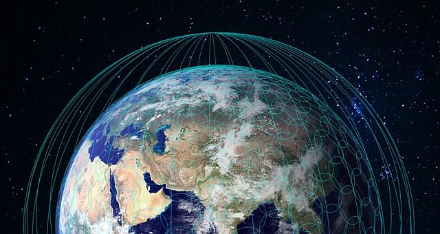 Astfel vor cuprinde sateliții pentru internet Pământul