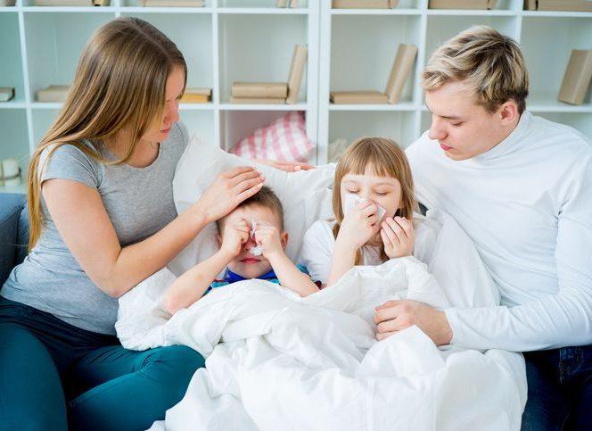 Ce recomandă medicii pentru copiii cu virus gripal?