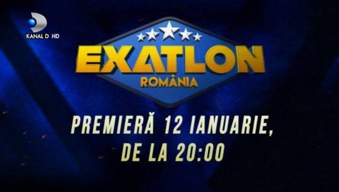 Exatlon România începe azi