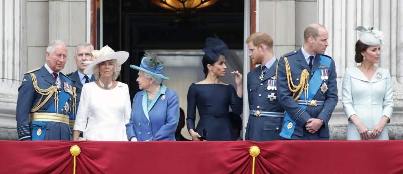 Scandal fără precedent în Familia Regală din Marea Britanie