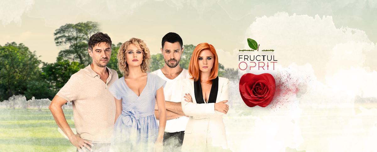Sezonul 2 al serialului Fructul Oprit începe în cursul zilei de miercuri, la orele 20:00.