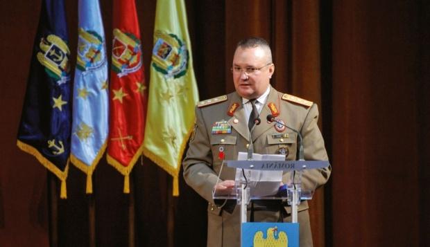 Generalul Nicolae Ciucă este șeful Statului Major al Apărării