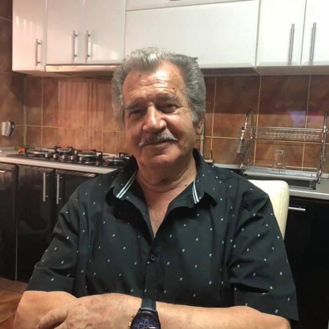 Tatăl lui Gheorghe Ghiorghiu a murit!
