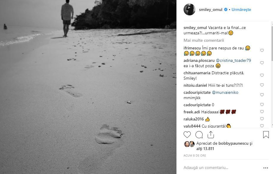 Cum s-au fotografiat Smiley și Gina Pistol, în vacanță!