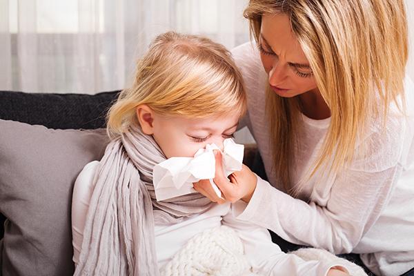 O fetiță a luat gripă din spitalul Marie Curie!