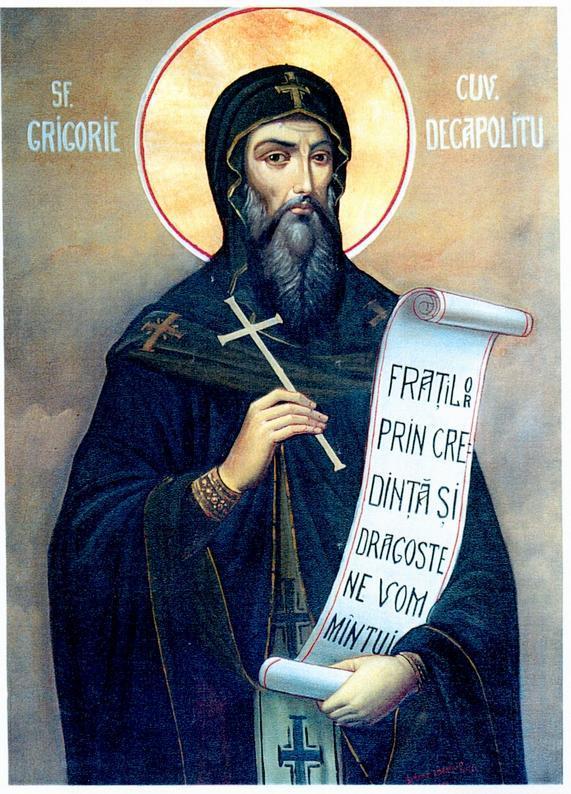 Calendar ortodox, 10 ianuarie: Sfântul Grigorie