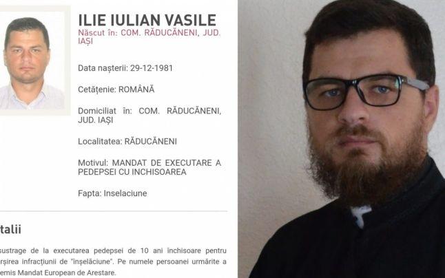 Ilie Iulian Vasile, dat în urmărire generală