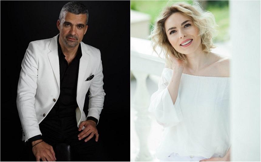 Cine va prezenta Selecția Națională Eurovision România: Aurelian Temișan și Ilinca Avram