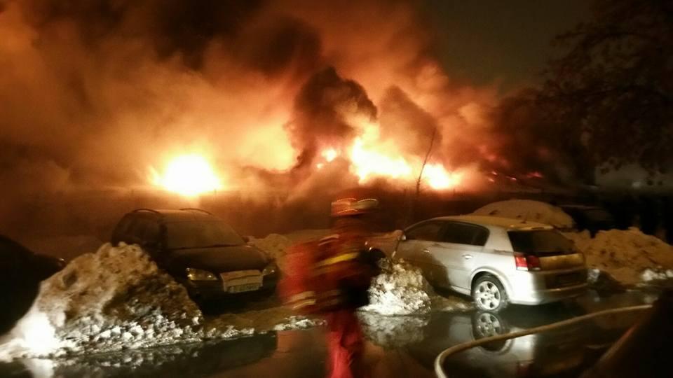 """Maria Ghiorghiu, previziuni cutremurătoare: """"Un incendiu uriaș"""""""