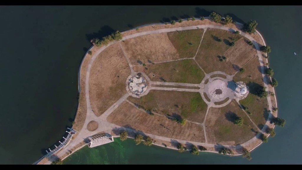 Insula Lacul Morii