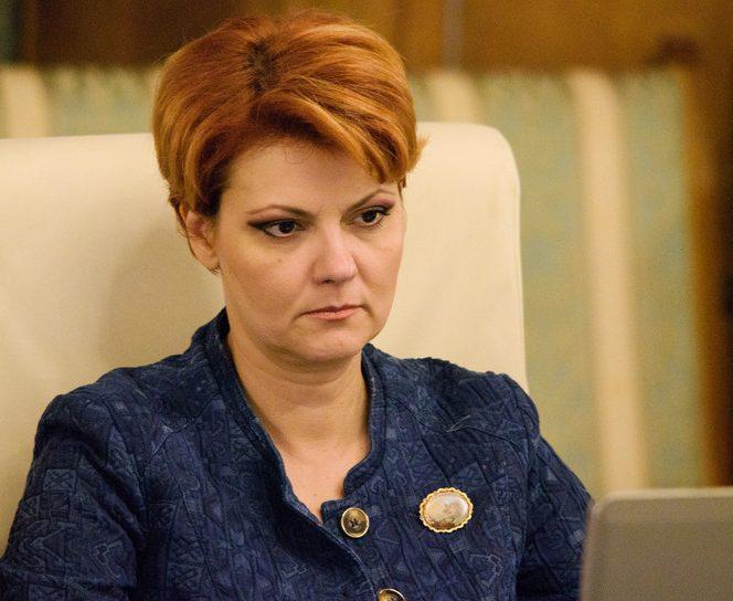 Iohannis a respins-o din nou pe Lia Olguța Vasilescu