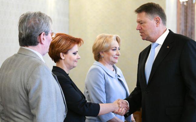 Fost Avocat al Poporului: Iohannis va fi obligat să semneze pentru Lia Olguța Vasilescu