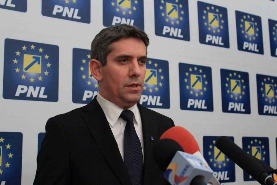 Ionel Dancă, purtător de cuvând al PNL