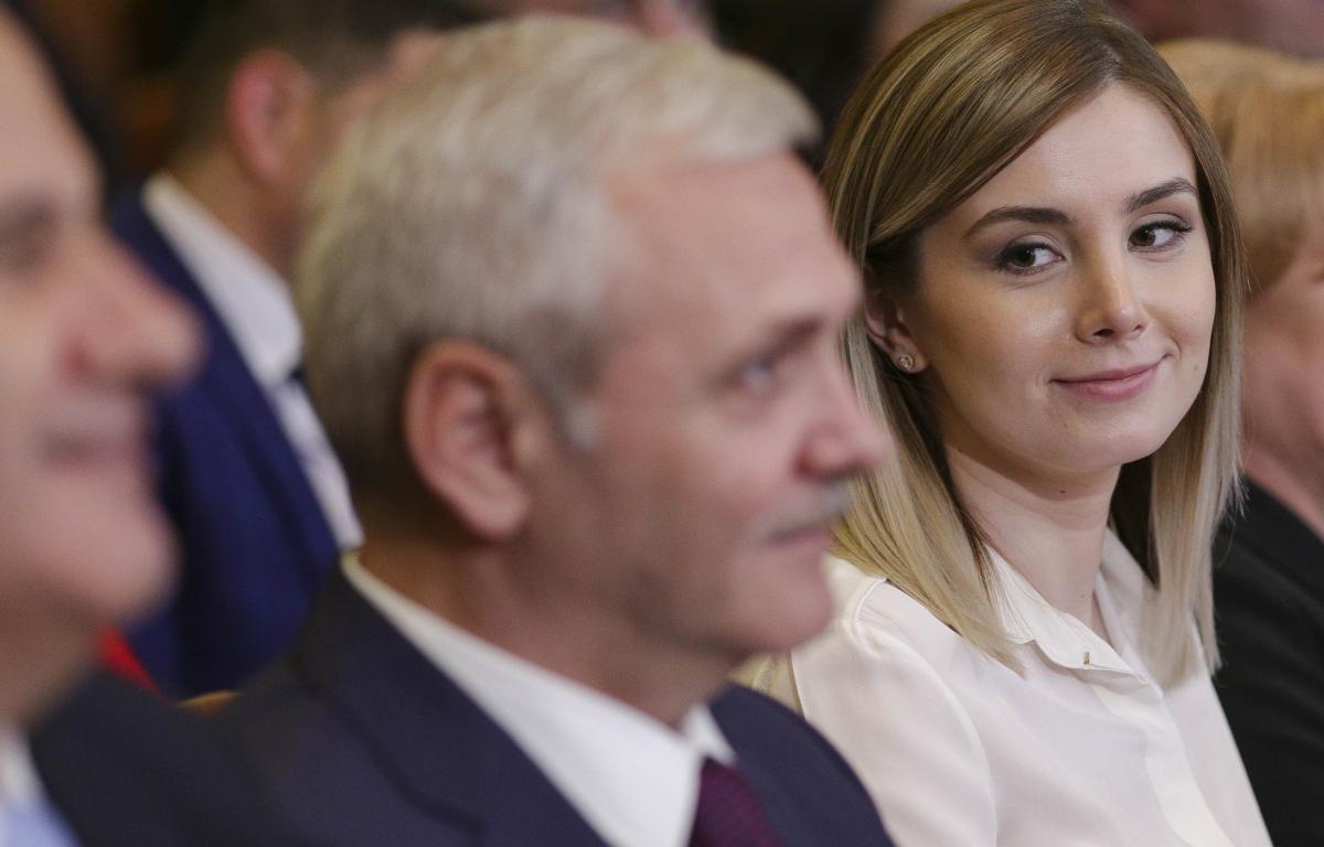 Irina și Liviu Dragnea