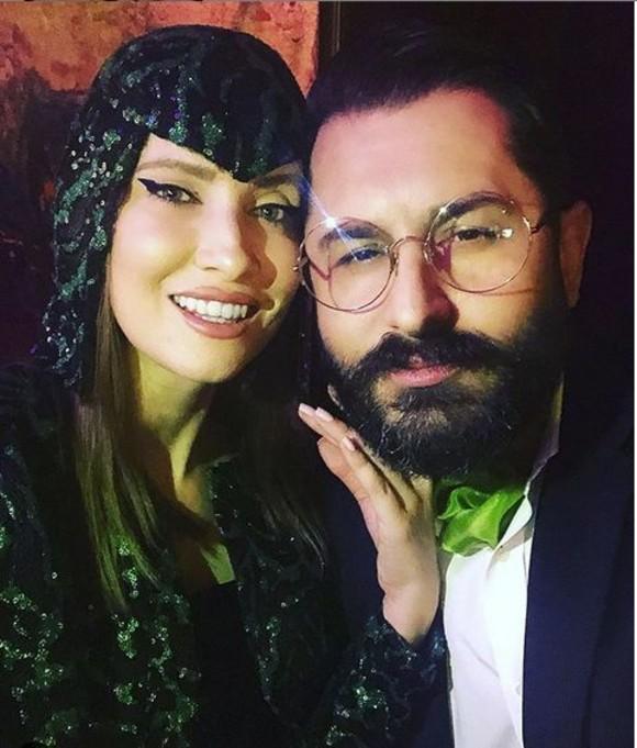Iulia Albu, în ipostaze tandre cu iubitul ei!