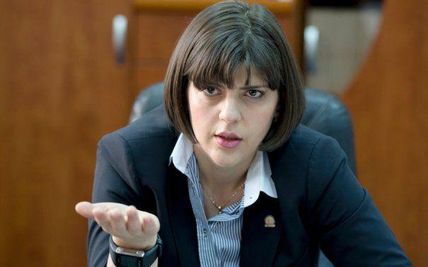 Laura Codruța Kovesi, fost procuror șef al DNA