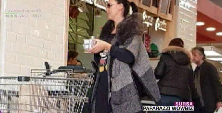 Începe să se vadă burtica de gravidă a Laviniei Pîrva! Imagini cu soția lui Ștefan Bănică