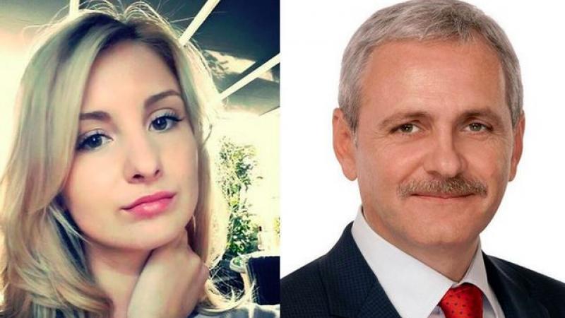 Liviu Dragnea și iubita lui, Irina Tănase