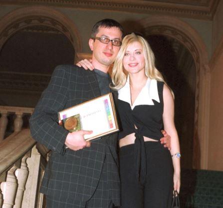 Loredana Groza și Andrei Boncea