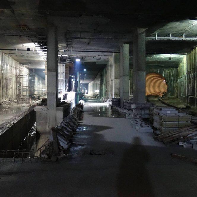 Magistrala 5 de metrou va fi deschisă pe etape
