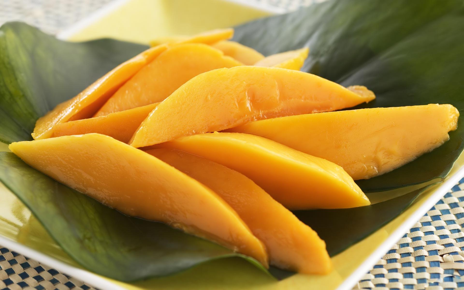 Mango, proprietăți minune în diete!